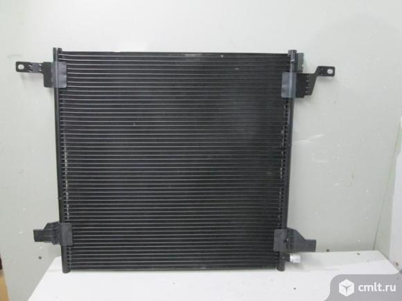 Радиатор  кондиционера конденсатор MERCEDES ML320 ML350  98-05 W163. Фото 1.