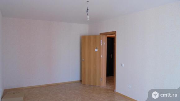 1-комнатная квартира 39,5 кв.м по ул. 45 стрелковой дивизии, в строящемся доме
