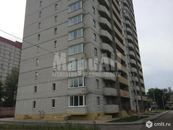1-комнатная квартира 44,63 кв.м