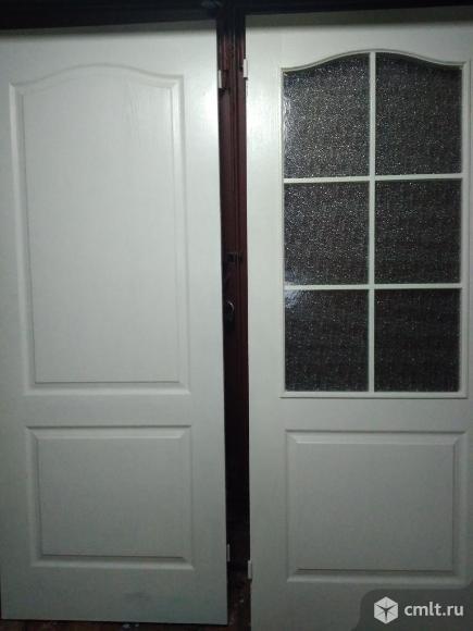 Продам двери от застройщика.