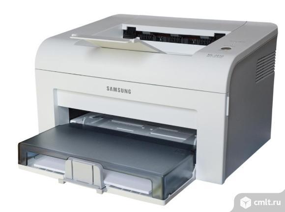 Принтер лазерный Samsung 2015 сост нового
