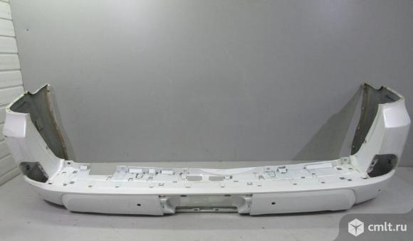 Бампер задний под парк LEXUS LX 570 15- б/у 521596A950 4*. Фото 1.