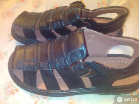 Продам сандалии. Фото 1.