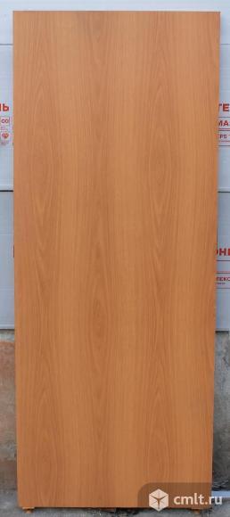 Дверные полотна 70х200 см межкомнатные, МДФ, новые, 2 шт