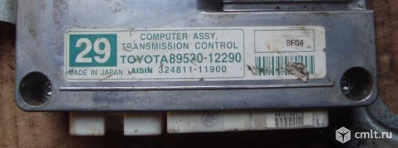 Блок управления Тойота Королла 89530-12290. Фото 1.