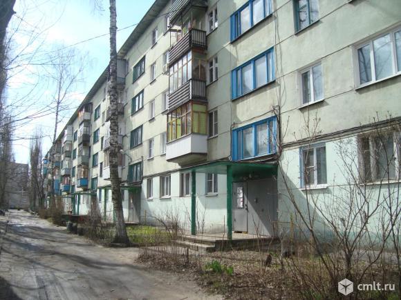 2-комнатная квартира с раздельными комнатами.