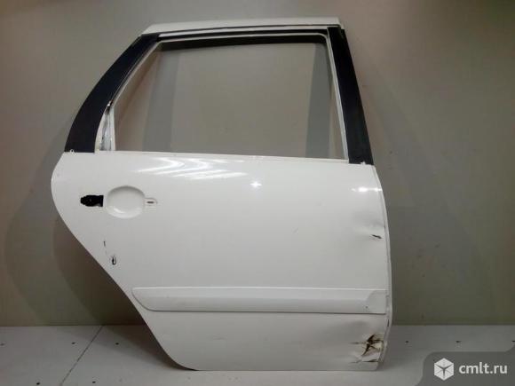 Дверь задняя правая LADA KALINA / GRANTA седан / хечбек DATSUN ON-DO / MI-DO б/у 11180620001477 8210. Фото 1.