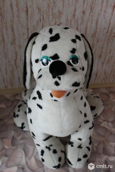 """Мягкая игрушка """"Собака"""". Фото 1."""