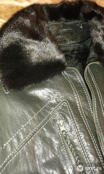Кожаная куртка. Фото 7.