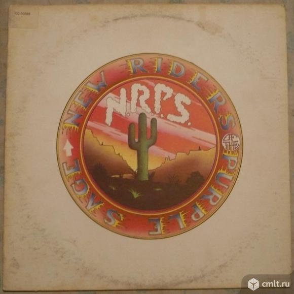 """Грампластинка (винил). Гигант [12"""" LP]. New Riders Of The Purple Sage. 1971. Columbia. USA.. Фото 1."""