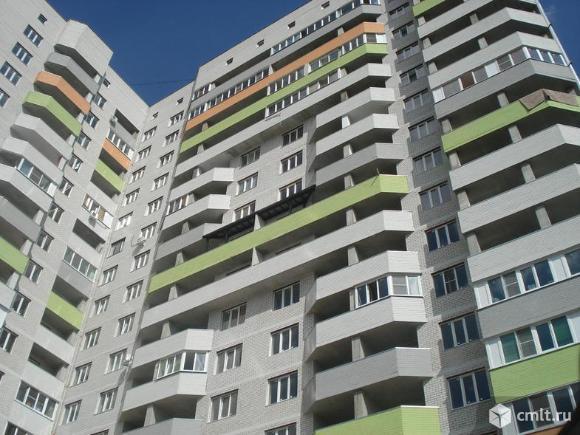 1-комнатная квартира 57,4 кв.м