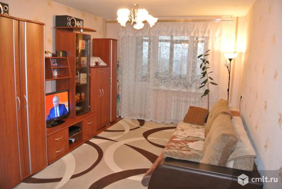 1-комнатная квартира 40,4 кв.м
