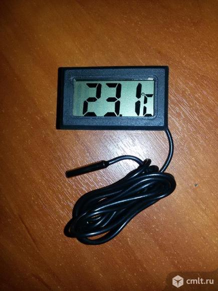 Термометр для аквариума электронный с зондом (выносной датчик)