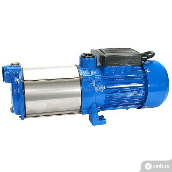 Насос поверхностный Aquario AMH-125-6P