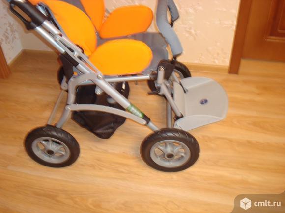 Детская реабилитационная коляска. Фото 6.