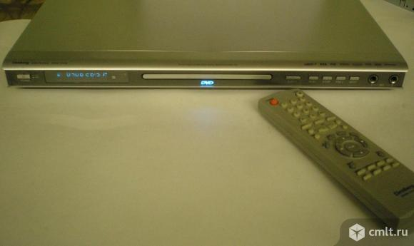 DVD плеер Elenberg DVDP-2448