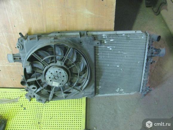радиатор, вентилятор