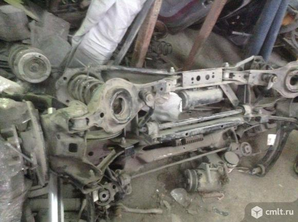 ступица,рейка рулевая, балка задняя, подрамник двигателя передний, амортизатор передний левый правый стойка, рычаг передний, двигатель, навесное двигателя генератор, стартер, насос гидроусилителя рул