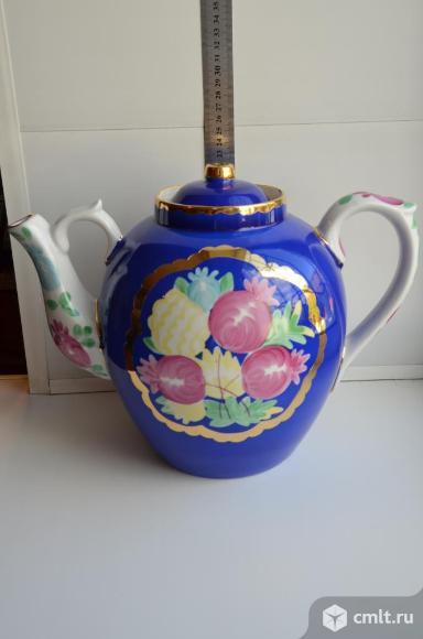 """Дулево. Чайник огромный """"Красавица"""" 4,5 литра"""