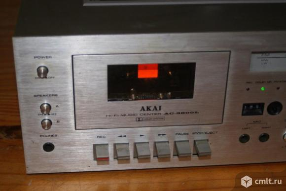 Пассик для проигрывателя винила Akai AC-3800 Hi-Fi Music Center