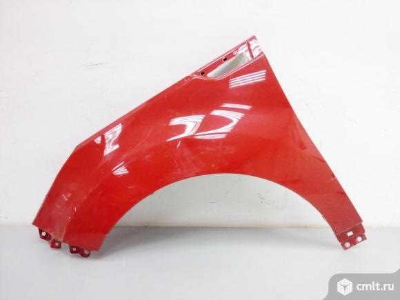 Крыло левое KIA SOUL 14-16 б/у 66311B2000 3*. Фото 1.