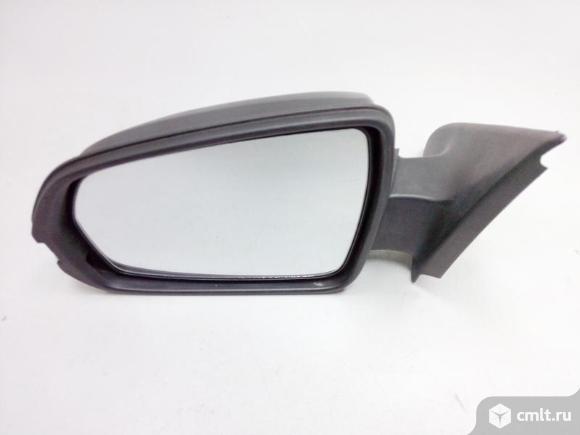 Зеркало левое электро с обогревом 6 конт. LADA VESTA 15- б/у 8450008044 4*. Фото 1.