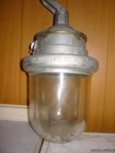 светильник взрывозащищенный 220в, 200вт
