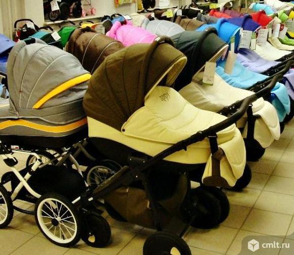 Отличный выбор колясок 2и3в1 нового поколения