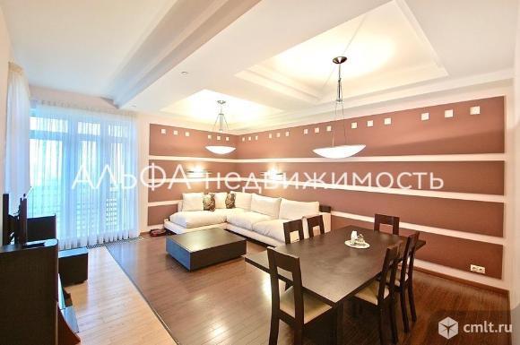 3-х комн. квартира с отделкой в ЖК Воробьевы Горы