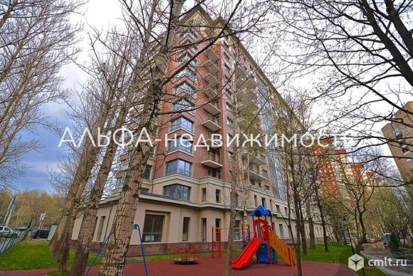 Продается 3-комн. квартира 90 м2, м.Кунцевская
