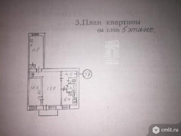 Продам квартиру на Маршала Крылова