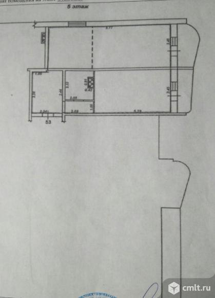 1-комнатная квартира-студия 65 кв.м