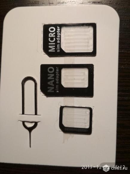 Адаптеры для сим карт.