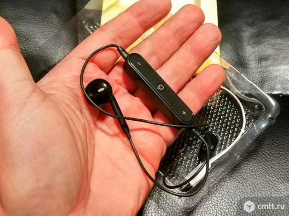 Наушники беспроводные S6 (для Apple и Android). Фото 7.
