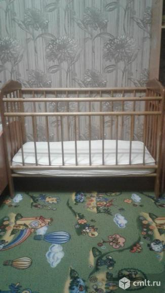 Кроватка и матрац