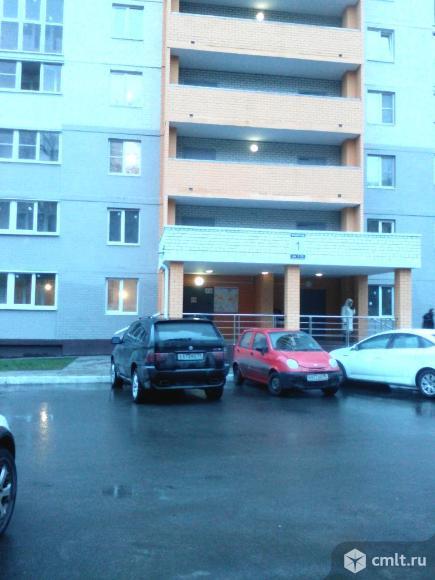 1-комнатная квартира 39,5 кв.м