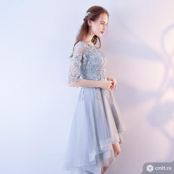 Вечернее платье 48-50. Фото 3.