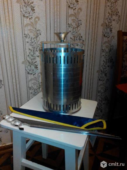 Каркас для электро шашлычницы с шампурами