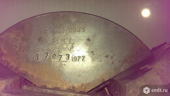 Патрон для токарного станка 160 мм.. Фото 3.