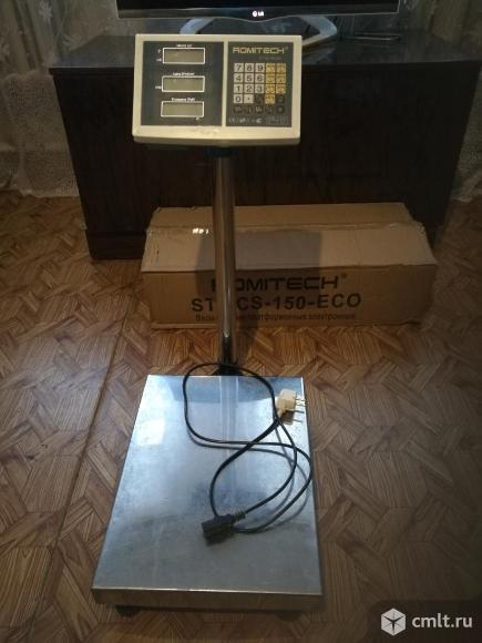 Весы на запчасти. Фото 3.
