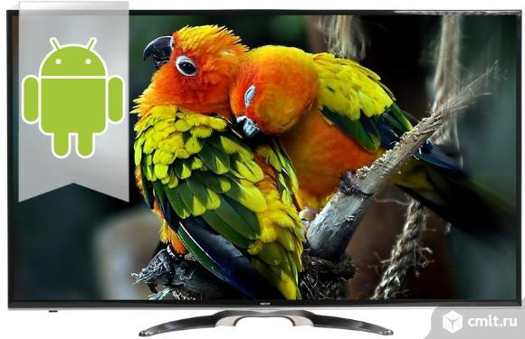 Телевизор Dexp F49B8100K Smart TV,WI-FI,Android