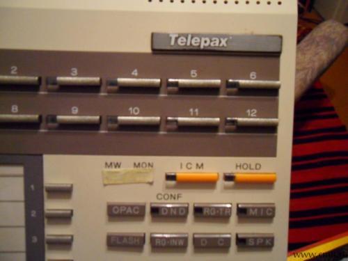 Nitsuko Telepax V4 (NX-ET 824M V4)