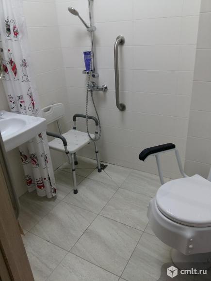 Ванная комната без барьеров