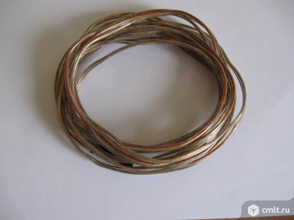 Акустический кабель Vivanco. Фото 2.