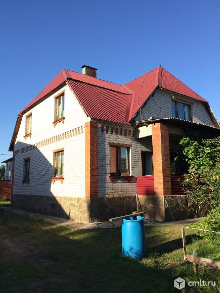 Дом 269 кв.м. Фото 1.