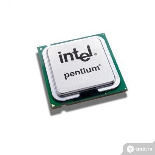 Процессор pentium dual core e6800. Фото 1.