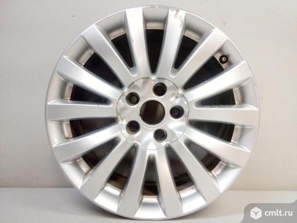 Диск колесный R17x7.5J ET40 5x112 VW PHAETON 09-17 б/у 3D0601025AN88Z 4*