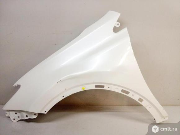 Крыло левое TOYOTA RAV4 13-17 б/у 5381242350 3*. Фото 1.