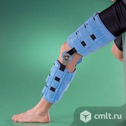 Ортез коленного сустава с регулированием угла