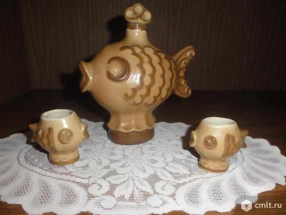 """Набор """"Рыбки"""" керамика"""